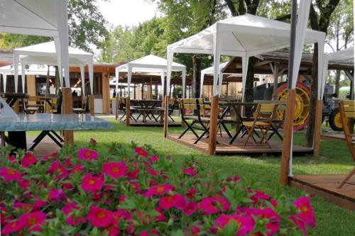 Restaurant Mazarack in Brussa Caorle