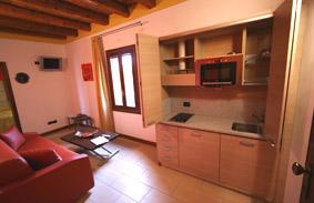 kitchen lodgings
